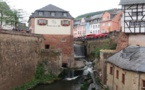 La cascade de Saarburg. Photo (C) Diana YT