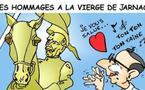 DESSIN DE PRESSE: François n'a jamais perdu sa rose
