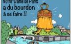 Inquiétudes autour de Notre Dame de Paris
