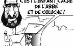 DESSIN DE PRESSE: Cantona, un sportif avec une cervelle et un cœur