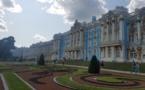 Le palais de Catherine. (c) Sarah Barreiros.
