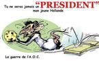 DESSIN DE PRESSE: Être ou ne pas être président