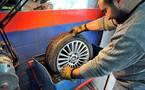 L'IMAGE DU JOUR – Réparation de roues