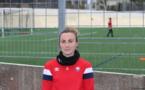 Tatiana Bastard, défenseur centrale du SM Caen Féminines © J. P.