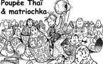 DESSIN DE PRESSE: Pattaya le paradis russe
