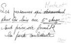 """Le """"Projet Voltaire"""", une plateforme numérique pour améliorer son orthographe."""