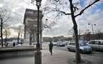 L'IMAGE DU JOUR – Sous le ciel de Paris