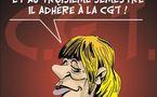 DESSIN DE PRESSE: Flop pour Sarkozy devant les ouvriers de Florange