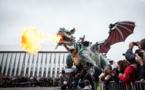 Le Dragon de Calais, majestueux et féérique