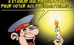 DESSIN DE PRESSE: Retards à la SNCF