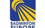 Championnat d'Europe de badminton 2012