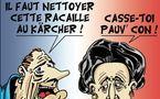 DESSIN DE PRESSE: Les Chirac ne s'abstiennent pas