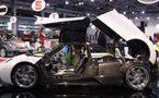 Top Marques 2012: Les supercars font leur show à Monaco