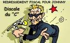 DESSIN DE PRESSE: Hernie fiscale pour Johnny