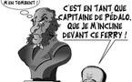 DESSIN DE PRESSE: Hollande honore Jules Ferry
