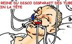 DESSIN DE PRESSE: Disparition d'une diva disco