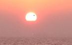 Lever de soleil exceptionnel le 6 juin