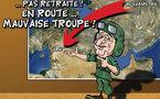 DESSIN DE PRESSE: De Kaboul à Damas?