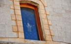 L'IMAGE DU JOUR – Peinture sur vitres