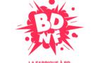 L'appli BDnF de la BnF permet de concevoir sa propre BD