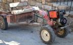 L'IMAGE DU JOUR – Tracteur