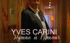 Yves Carini revient avec une cover d'Hymne à l'Amour
