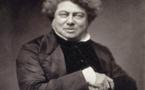 Alexandre Dumas, le célèbre auteur connu pour ses œuvres dont Le Grand Dictionnaire de Cuisine (c) Nadar