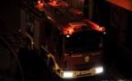 L'IMAGE DU JOUR – Les pompiers