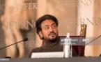 Irfan Khan est décédé ce mercredi 29 avril à Bombay
