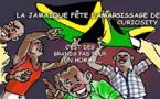 DESSIN DE PRESSE: Usain Bolt, ce martien