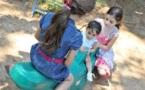 L'IMAGE DU JOUR – Jeux d'enfants à l'orphelinat