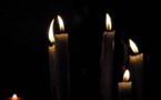 L'IMAGE DU JOUR – Les bougies la nuit