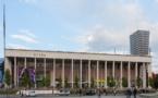 C'en est fini du Théâtre national de Tirana