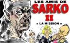 DESSIN DE PRESSE: Sarkozy veut sa revanche