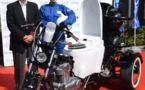 Toto-moto marche au popo: son carburant est gratuit et inépuisable!