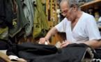 L'IMAGE DU JOUR – Le tailleur du folklore