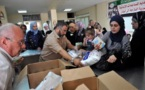 L'IMAGE DU JOUR – Aide aux réfugiés