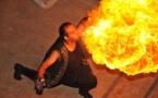 L'IMAGE DU JOUR – Cracheur du feu