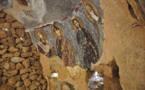 L'IMAGE DU JOUR – Vandalisme du sacré