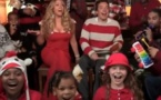 Chanson à la une - All I want for Christmas is you, par Jimmy Fallon, Mariah Carey and The Roots