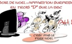 DESSIN DE PRESSE: Une reine high-tech