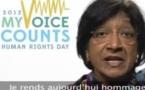 Rétrospective 2012: le long chemin vers l'universalité des droits de l'homme