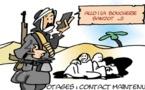 DESSIN DE PRESSE: L'appel du désert en PCV