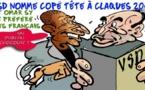 DESSIN DE PRESSE: Les Français préfèrent les croissants