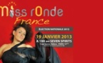 Election Miss Ronde France 2013