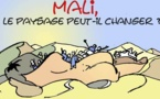 DESSIN DE PRESSE: Puni soit qui Mali pense