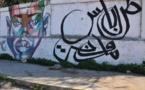L'IMAGE DU JOUR – Graffiti à Tripoli
