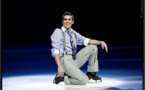 Illuminating the ice : Mauro Bruni a passionate skater and artist