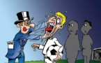 DESSIN DE PRESSE: Mercato, le marché du foot