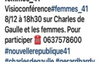 "Visioconférence: ""Charles de Gaulle et les femmes"""